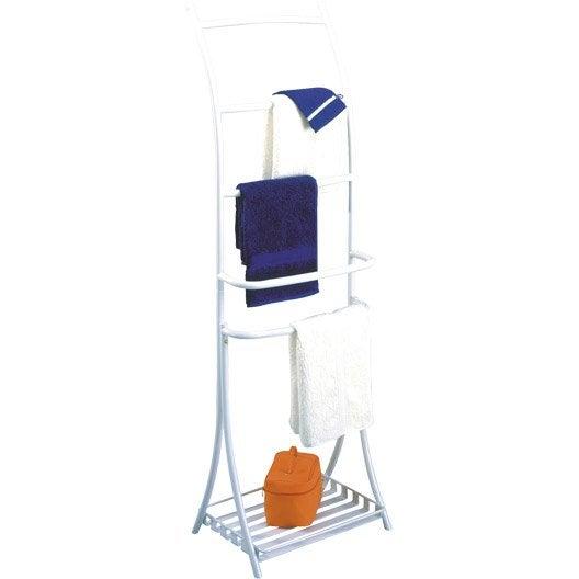 porte serviettes poser grand corfou leroy merlin. Black Bedroom Furniture Sets. Home Design Ideas