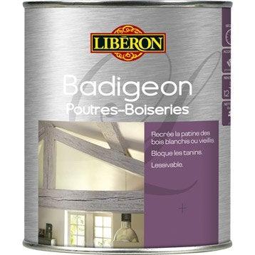 Lasure, mat, LIBERON, Badigeon, cotonnade 2.5 l
