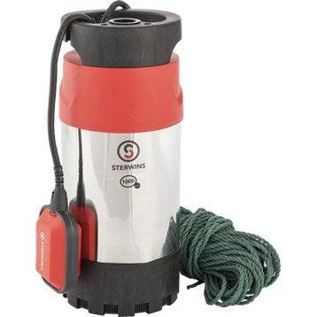Pompe de puits manuelle STERWINS 1000 wp gs 4i-3 5500 l/h