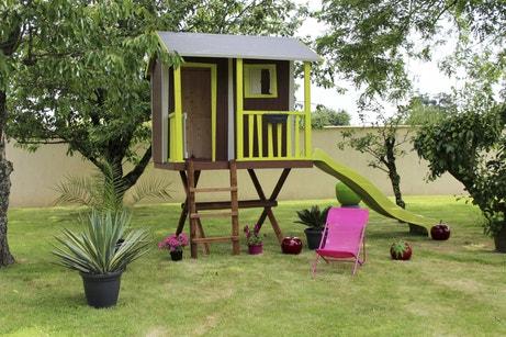aires de jeux le paradis des enfants leroy merlin. Black Bedroom Furniture Sets. Home Design Ideas