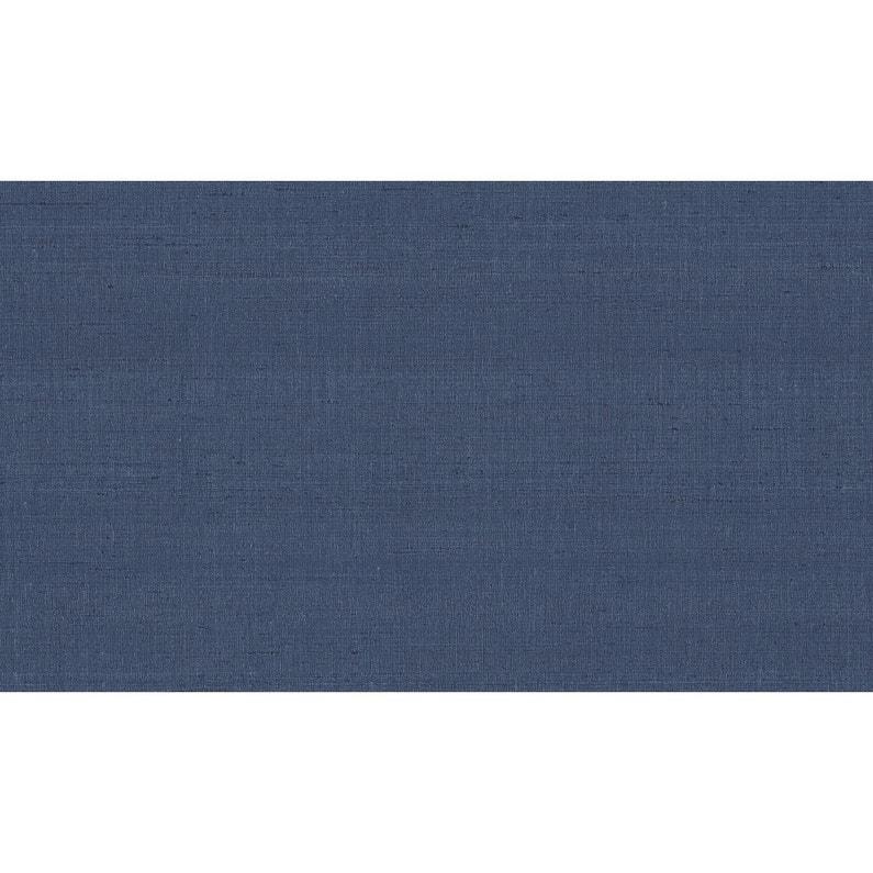 Papier Peint Bleu Roi Papier Italian Color Leroy Merlin