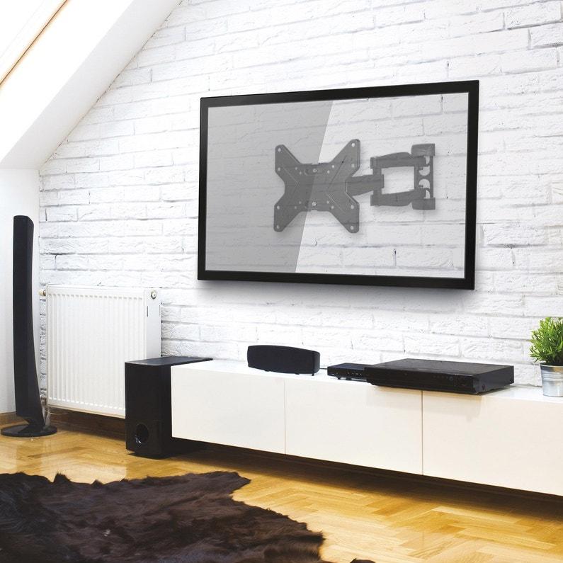 Support Tv Orientable Deporte Sedea Charge Maximale 25 Kg