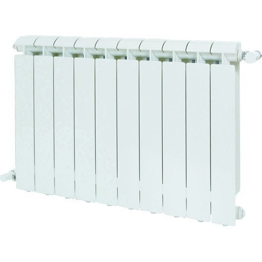 radiateur chauffage central klass blanc cm 1056 w leroy merlin. Black Bedroom Furniture Sets. Home Design Ideas