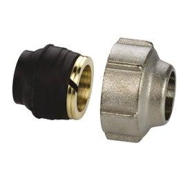 Raccord en cuivre pour radiateur 6 connexions EQUATION, diam.16