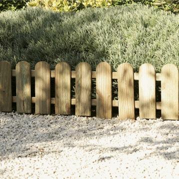 Bordure Bois A Planter au meilleur prix | Leroy Merlin
