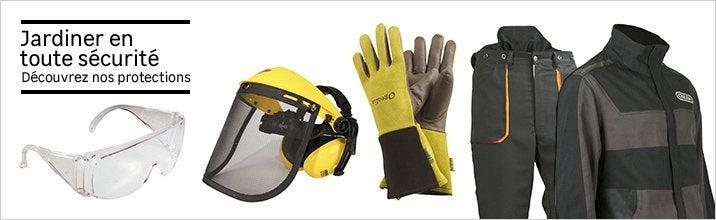 Vêtements et équipement de protection