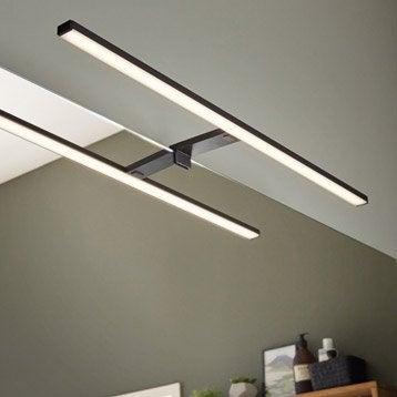spot pour miroir accessoires et miroirs de salle de bains leroy merlin. Black Bedroom Furniture Sets. Home Design Ideas