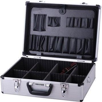 Valise à outils DEXTER, L.45.5 cm