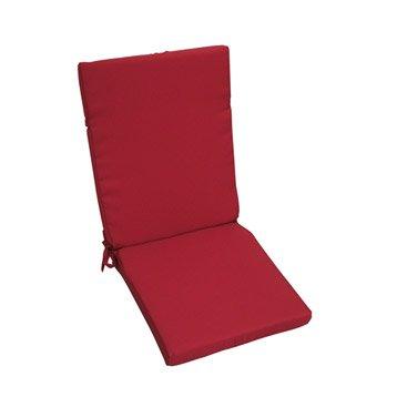 Coussin et pouf d 39 ext rieur leroy merlin for Coussin chaise exterieur