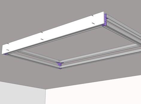 Coffre Eclairage Plafond Oei48 Napanonprofits
