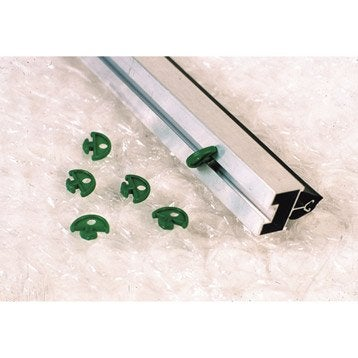 Clips de fixation pour plastique à bulles ACD