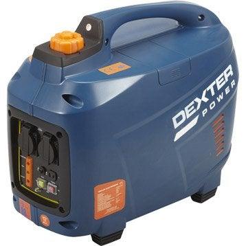 Groupe électrogène essence inverter DEXTER POWER, 1600 W