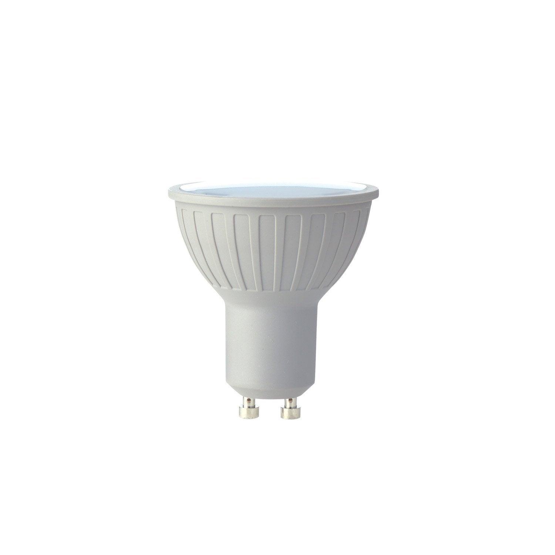 Pour Chaudblanc Blanc Froid6w Led 50wLexman 460lméquiv Spot Ampoule Gu10 pVzMSqU