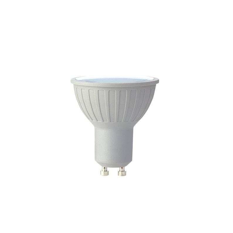 Ampoule Led Gu10 3 Intensités Réglables 6w 460lm équiv 50w 2700k Lexman
