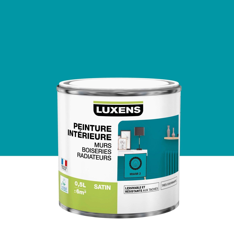 Peinture mur, boiserie, radiateur toutes pièces Multisupports LUXENS, miami 2, s