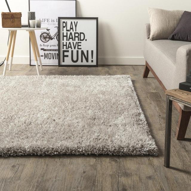 un tapis moelleux pour int rieur cosy leroy merlin. Black Bedroom Furniture Sets. Home Design Ideas