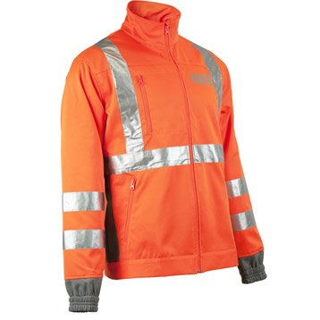 Veste OREGON orange fluo, taille S