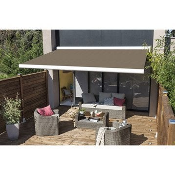 store banne store fen tre store ext rieur store terrasse store balcon leroy merlin. Black Bedroom Furniture Sets. Home Design Ideas