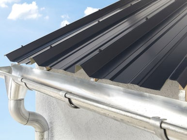Couvrir une toiture secondaire leroy merlin - Comment couvrir une toiture ...