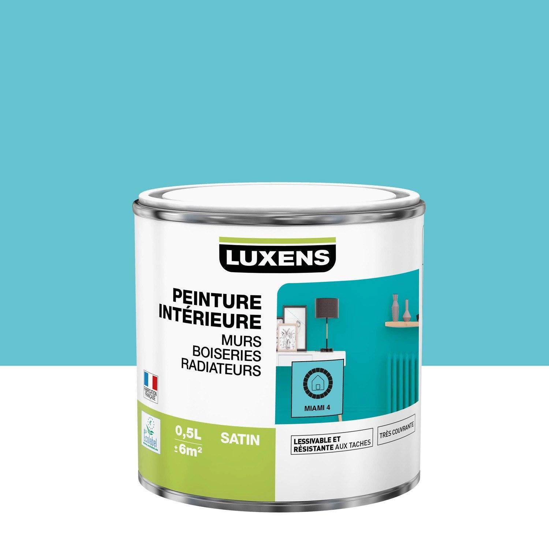 Peinture mur, boiserie, radiateur toutes pièces Multisupports LUXENS, miami 4, s
