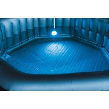 Eclairage piscine piscine et spa au meilleur prix for Spot piscine bois