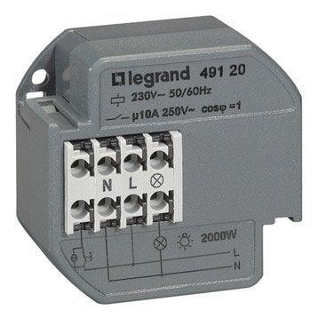 Télérupteur unipolaire LEGRAND 10 A