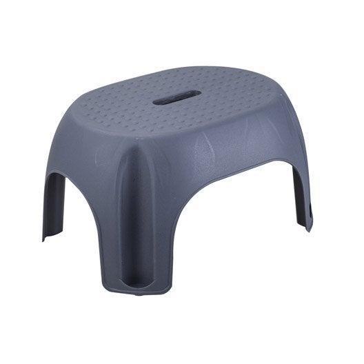tabouret et marchepied de salle de bains au meilleur prix leroy merlin. Black Bedroom Furniture Sets. Home Design Ideas