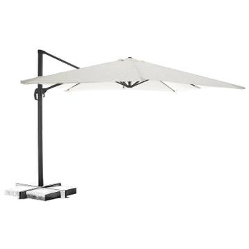 parasol de balcon leroy merlin awesome dalle pour parasol excentr lest dcor pierre gris with. Black Bedroom Furniture Sets. Home Design Ideas