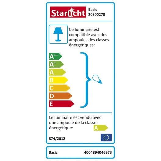 Réglette Basic, Economie d'énergie 1 x 18 W, G13