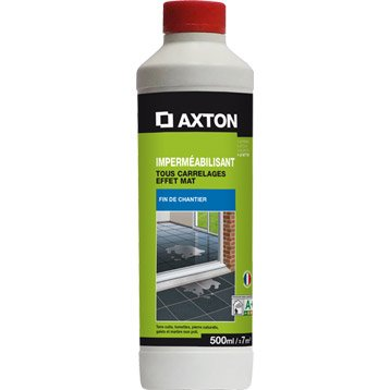 Imperméabilisant / hydrofuge tous supports AXTON, 500ml