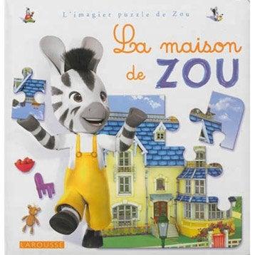 La maison de Zou, Larousse jeunesse