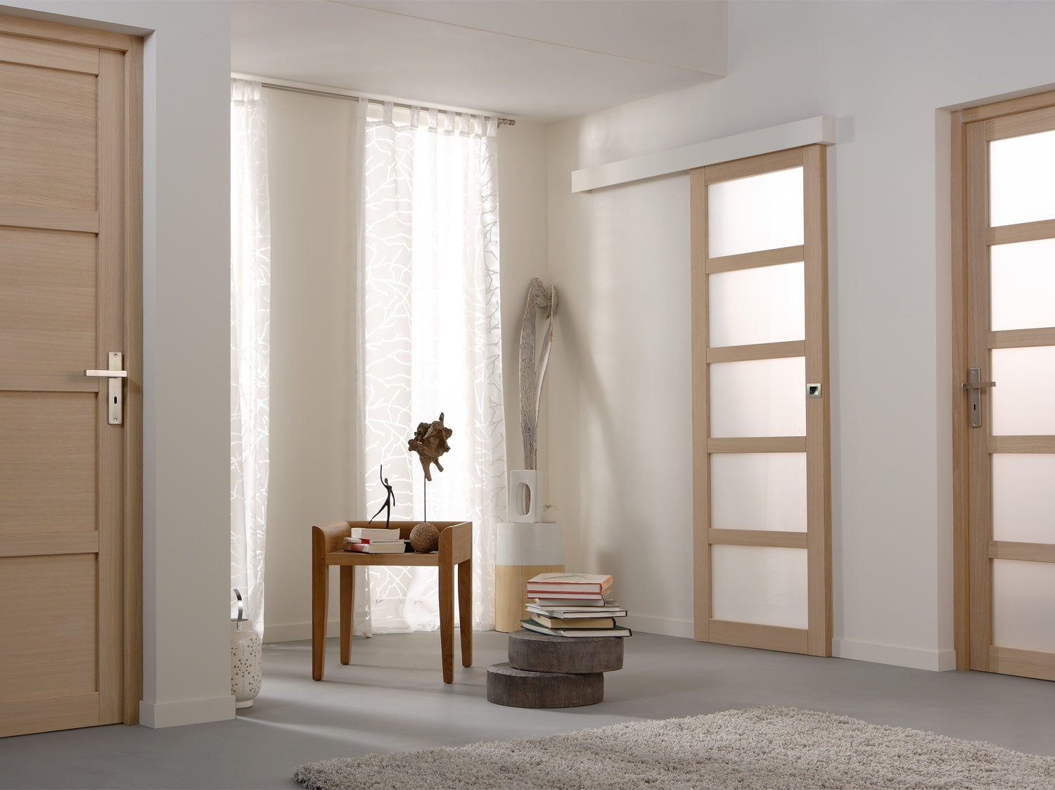 Beautiful Bien Choisir Sa Porte Intrieure With Prix Pose Bloc Porte  Interieur
