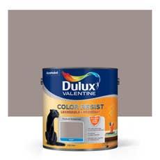 Peinture sable du d sert mat dulux valentine color resist 2 5 l leroy merlin - Dulux valentine color resist ...