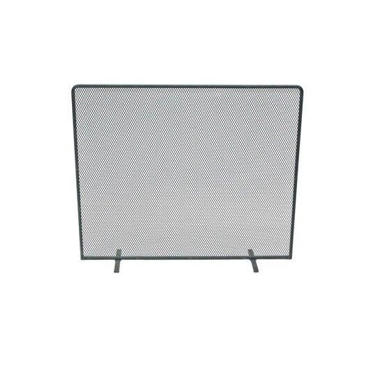 pare feu 1 volet lemarquier pfe430 fer forg leroy merlin. Black Bedroom Furniture Sets. Home Design Ideas
