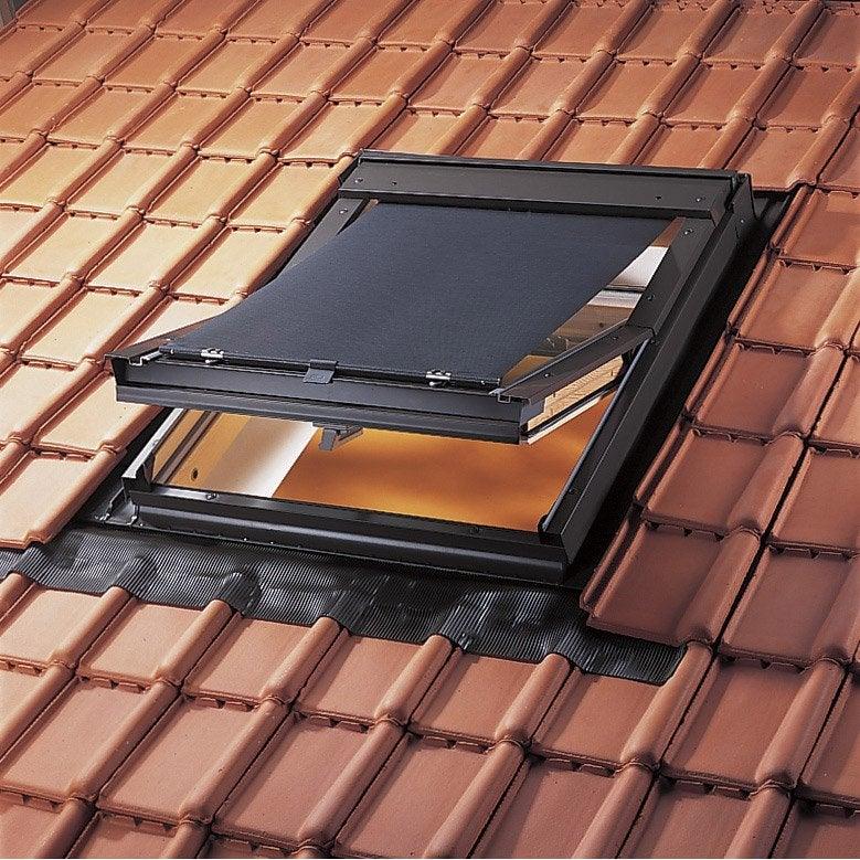 Store Fenêtre De Toit Pare Soleil Extérieur Noir ARTENS