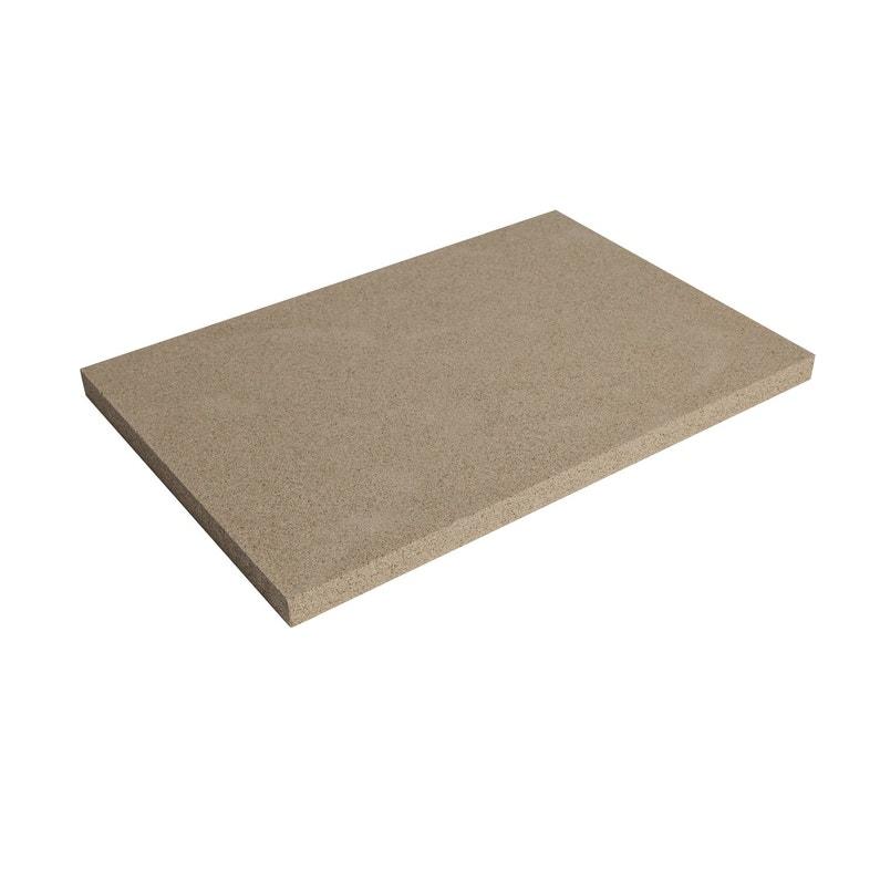 Plaque De Vermiculite Aduro 50 X 33 Cm