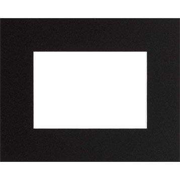 Passe-partout, 40x50 cm, noir