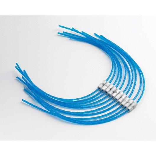 Fil haute performance bosch pour coupe bordures f016800182 leroy merlin - Coupe bordure bosch combitrim ...