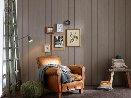 shopping le lambris brut et authentique pour vos murs leroy merlin. Black Bedroom Furniture Sets. Home Design Ideas