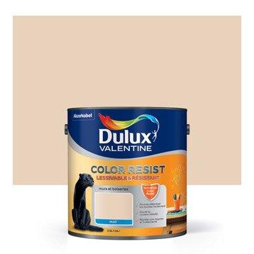 Peinture sable du désert DULUX VALENTINE Color resist 2.5 l