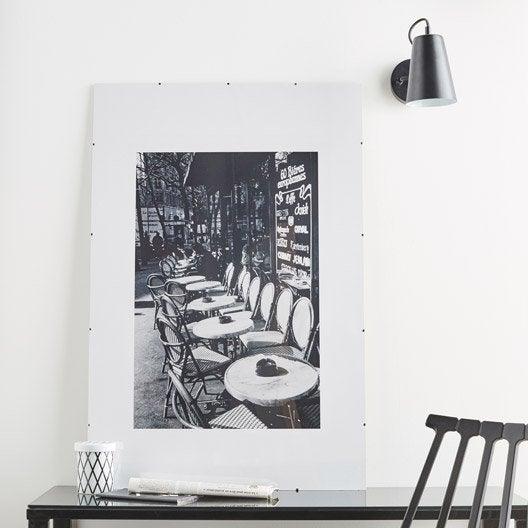 Cadre photo et cadre mural encadrement au meilleur prix for Clip de verre cadres photo ikea
