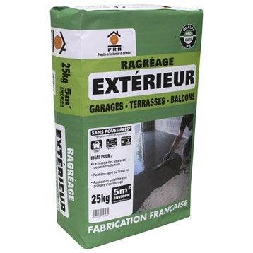 Produits de pr paration avant pose carrelage leroy merlin for Ragreage autolissant exterieur