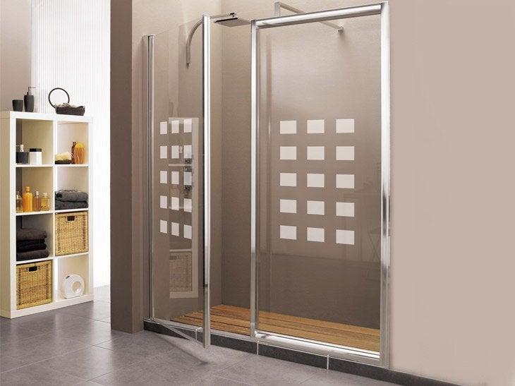 porte et paroi de douche sur mesure leroy merlin. Black Bedroom Furniture Sets. Home Design Ideas
