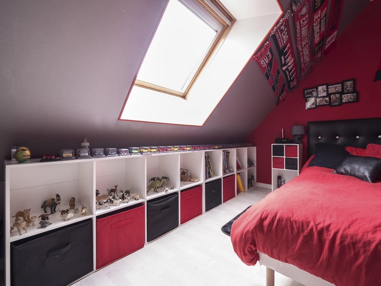 Habillez le mur de la chambre d\'ado avec ce papier peint ...