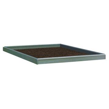 serre de jardin mini serre verre horticole au meilleur prix leroy merlin. Black Bedroom Furniture Sets. Home Design Ideas