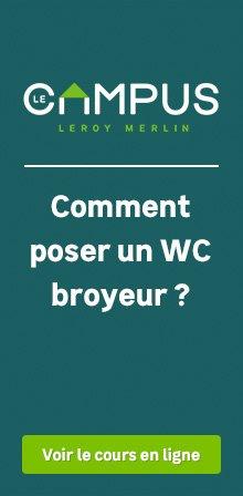 Wc Compact Leroy Merlin Au Meilleur Prix Leroy Merlin