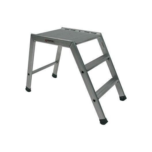 marchepied roulant aluminium 2 marches utilisation. Black Bedroom Furniture Sets. Home Design Ideas