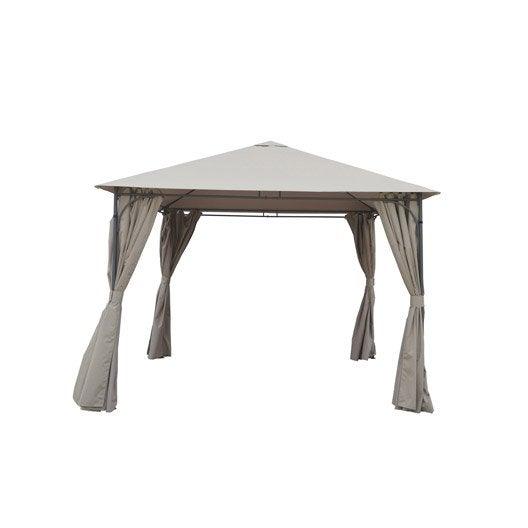 tonnelle pergola toiture de terrasse au meilleur prix. Black Bedroom Furniture Sets. Home Design Ideas