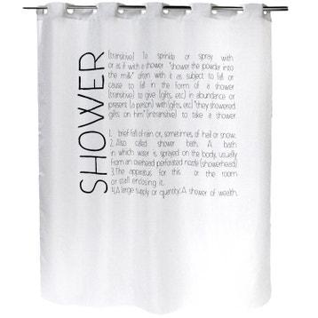 rideau de douche - barre et rideau de douche au meilleur prix