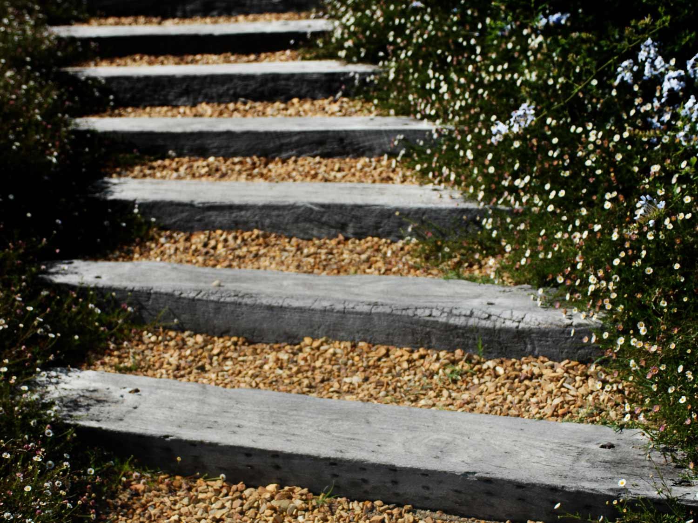 Comment Créer Un Escalier Extérieur En Bois ? Conception